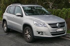 Manual De Despiece Volkswagen Tiguan (2007-2017) Español