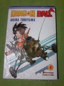 Mangá Dragon Ball Panini #4 Lacrado