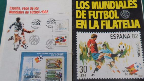 Los Mundiales De Futbol En La Filatelia España 1981