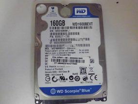 Hd Wd Scorpio Blue 160gb Wd1600bevt *defeito
