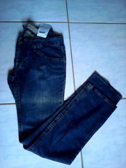 Calça Jeans Feminina Tam 44.