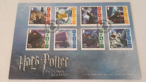Harry Potter Estampillas Prisionero De Azkaban Uk Europa