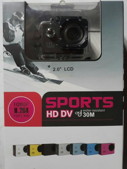 Camera Hd Sport A Prova Dágua