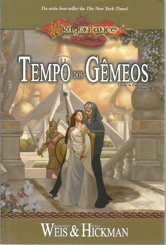 Devir Livro Tempo Dos Gemeos Dragonlance Bonellihq Cx327 F18