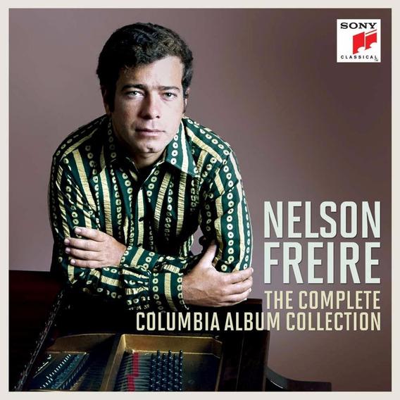 Nelson Freire Complete Collection [box Original Lacrado]