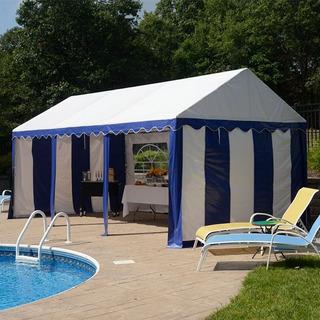 Carpa Triple Estilo Clásico Shelterlogic Party Tents