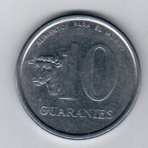 Moneda De Paraguay