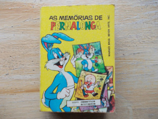Hq As Memorias De Pernalonga - Nº 1 - Warner Bros - Bruguera