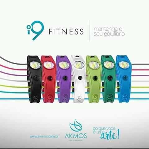 Pulseira I9fitness- Akmos