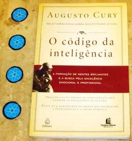 Livro Codigo Inteligencia - Augusto Cury (2008)