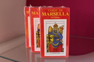 Tarot De Marsella Con Manual Editorial Solar