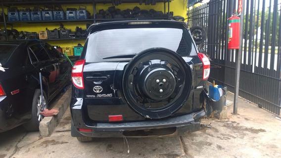 Sucata Toyota Rav4 2010 Automático - Peças E Acessórios