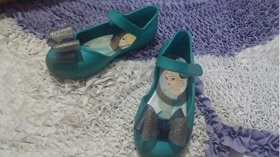 Sapato Frozen Infantil