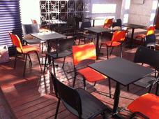 Sillas Cafeteria, Mesas Cafeteria, Restaurant, Casinos, Pub