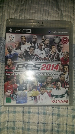 Pro Evolution Soccer 2014- Ps3