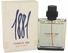 Perfume Cerruti 1881 Sport Pour Homme 100ml Edt - Novo