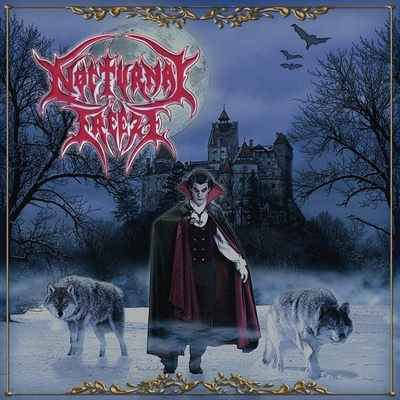 Cd - Nocturnal Freeze - Transylvania - Importado