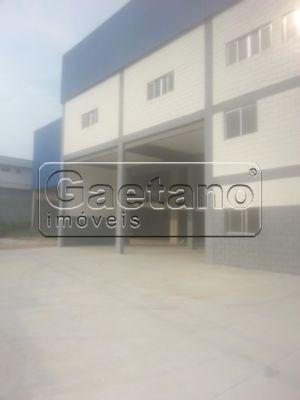 Galpao Industrial - Bonsucesso - Ref: 17751 - V-17751