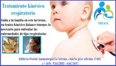Kinesioterapia Respiratoria En La Serena