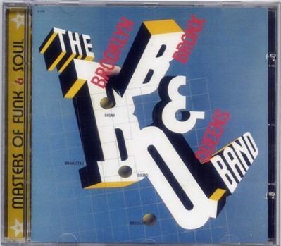 Cd The Brooklin, Bronx & Queens Band (imp.)