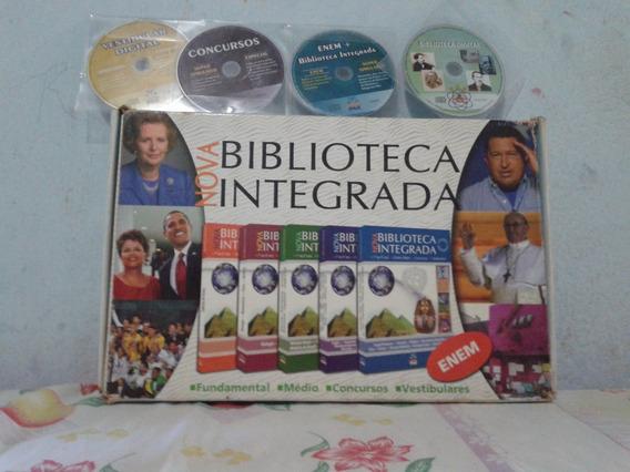 Livros Nova Biblioteca Integrada