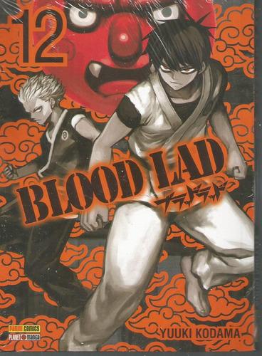 Blood Lad 12 - Panini - Bonellihq Cx94 H19