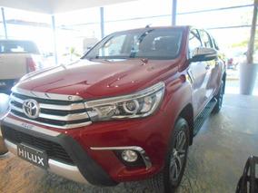 Nueva Toyota Hilux 4x4 Srv 2.8 Mt 2017