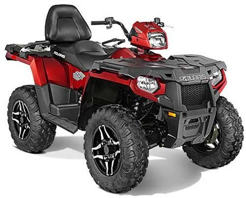 Cuatriciclo Polaris Sportsman 570 Touring 4x4  0 Sp Ep  2016