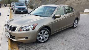 Honda Accord 2008 4 Cil Economico