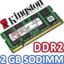 Memori Notebook Ddr2 1 Gb 667/800 Kingston Centro El Coyote