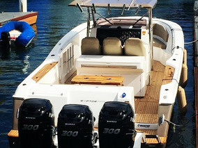 Fishing 375 2 X 300 Hp Evinrude Ñ Sedna Carbrasmar
