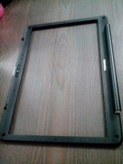 Carcasa Marco Monitor Notebook Toshiba A205 Sin Camara (23)