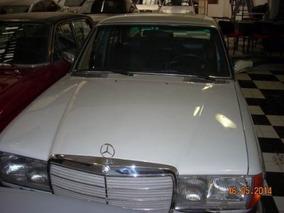 Mercedes Benz 280e De Coleccion Excelente Financio Y Permuto