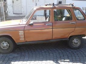 Renault 6 Gtl