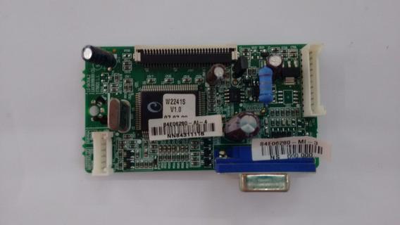Placa Sinal Monitor Lg W2241 S Eax38996801 (3) Está Nova