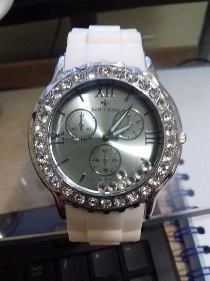Relógio Feminino Importado, Bell & Rose