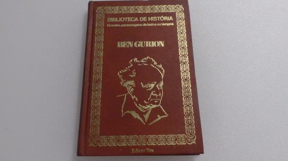 Biblioteca De História Ben Gurion - Frete Grátis