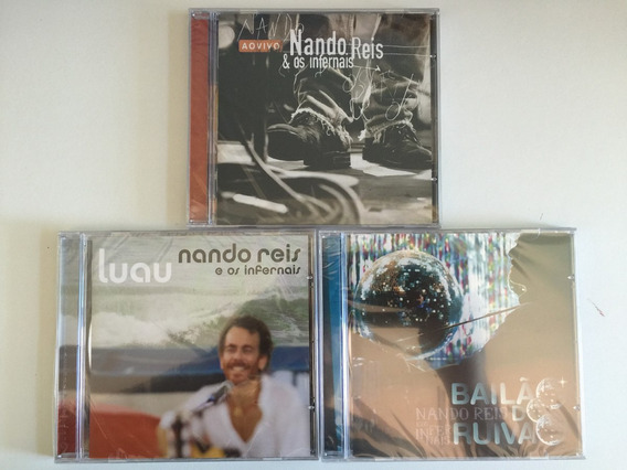 E OS BAIXAR AO INFERNAIS REIS VIVO NANDO CD