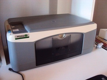 Impressora Hp Psc 1410 All In One