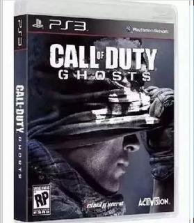 Call Of Duty Ghosts Ps3 Oferta Ultima Pieza