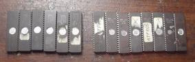 Lote De 14 Microcontroladores Intel 8748/9