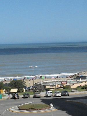 Miramar Edifico Playa 2 Tres Ambiente C/cochera.