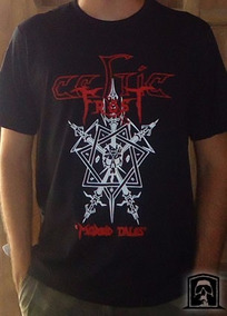 Camiseta Celtic Frost Morbid Tales Death Black Metal Old