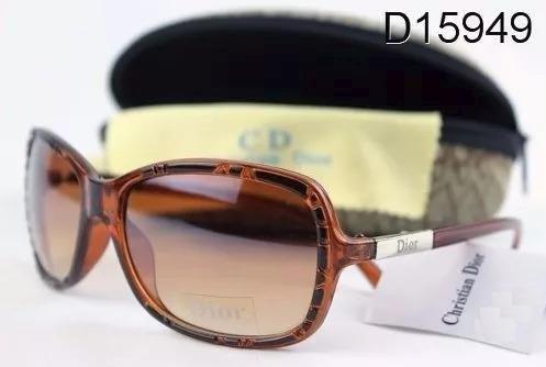 229eb91d61 Lentes O Gafas De Sol Marca Chistian Dior Femenino - S/ 150,00 en Mercado  Libre
