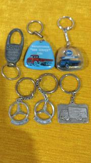 Chaveiro Mercedes Benz Cara Chata