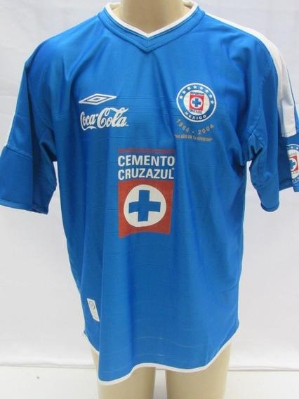 Camisa Futebol Do Cruz Azul México De Jogo #23 Zamorano - D