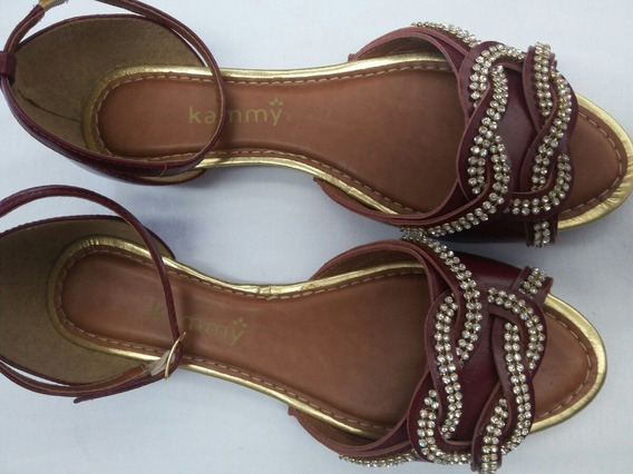 Sandálias De Couro Original Vários Modelos