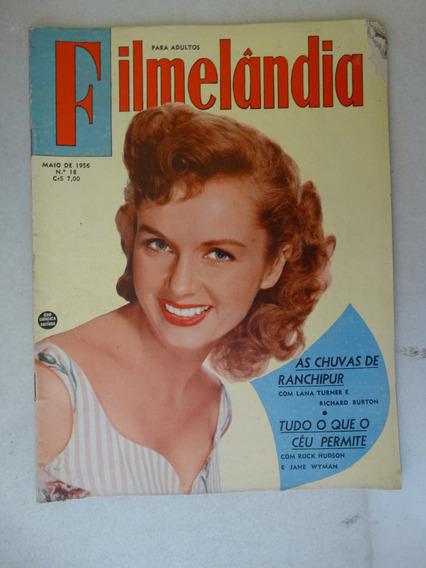 Filmelândia Nº 18! Rge Maio 1956!