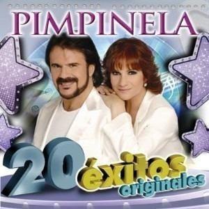 Cd Pimpinela 20 Exitos Originales Open Music Sy