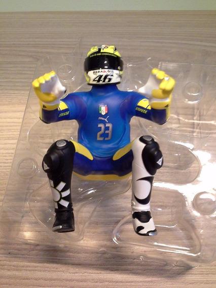 Miniatura Figura Rossi 2006 Sem Cavalete Minichamps 1:12